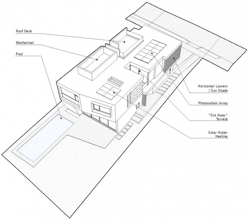 holleb-residence-perspectiva