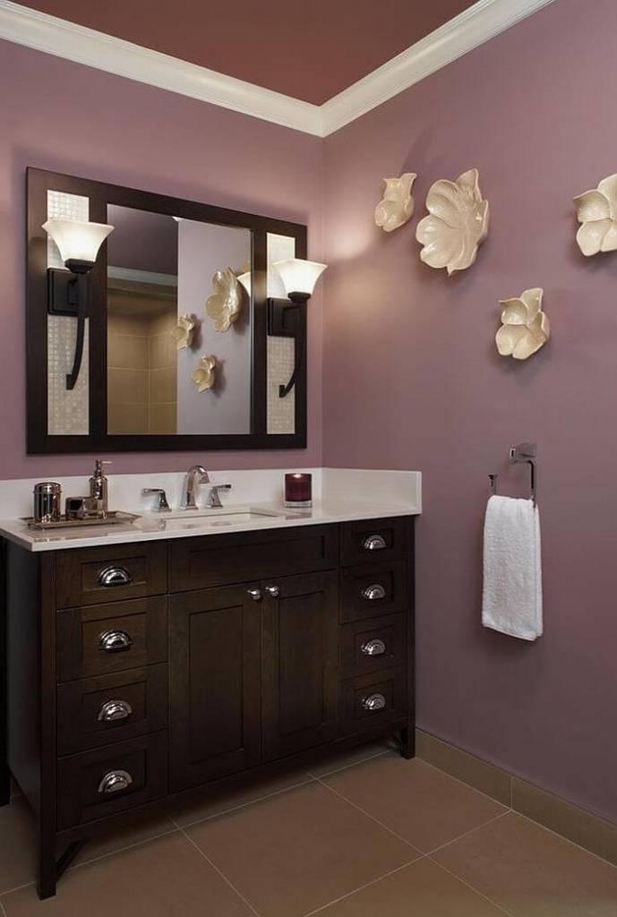 banheiro-com-parede-decorada