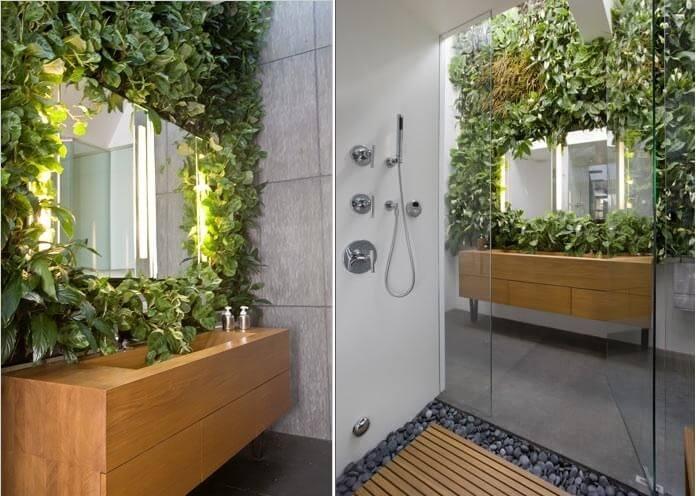 54 Banheiros Decorados: Ideias, Fotos e Dicas para Decorar ...
