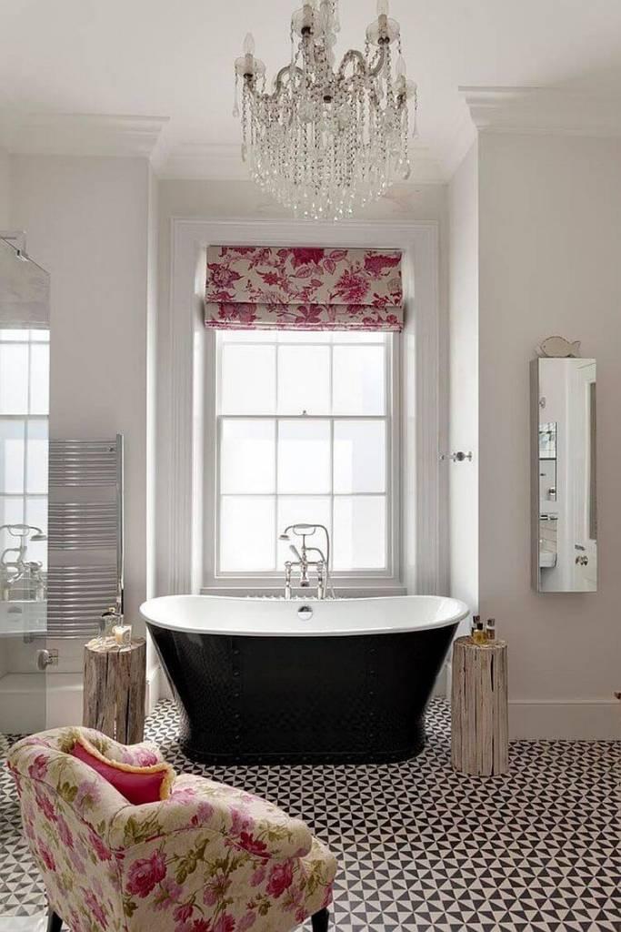 banheiro de luxo decorado
