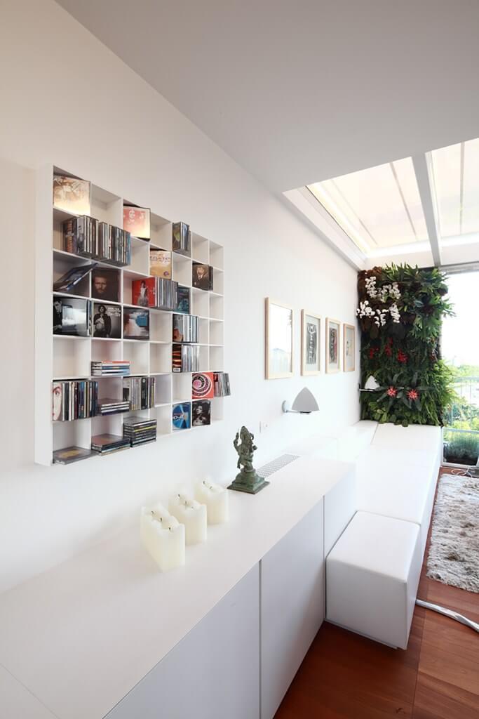 apartamento com jardim vertical
