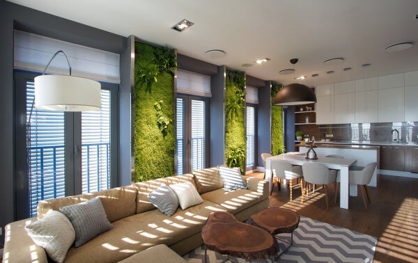 apartamento jardim vertical