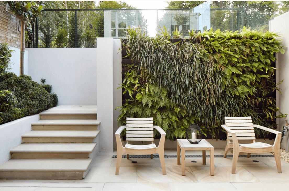fotos de jardim vertical externo:Jardim Vertical – Aprenda Como Fazer, Dicas e Fotos – Arquidicas