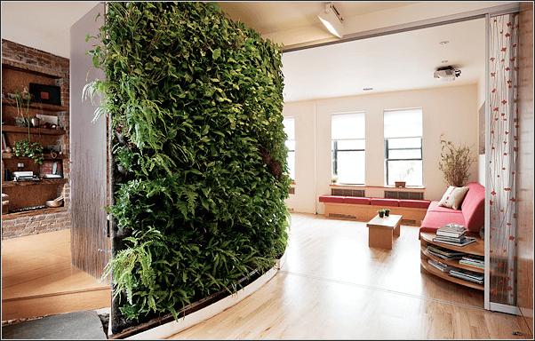 jardim vertical no apartamento