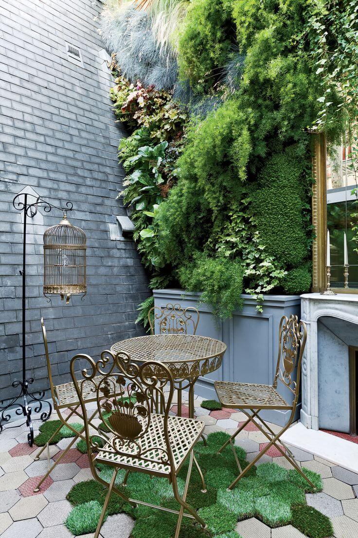 jardim vertical terraço