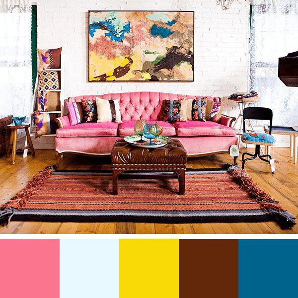 cor para salas