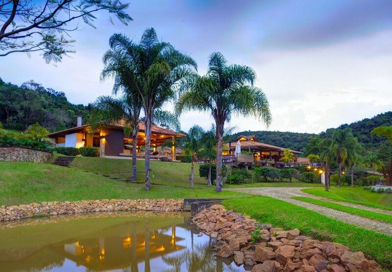 Casas de campo irresist veis arquidicas for Modelos de casas rusticas de campo