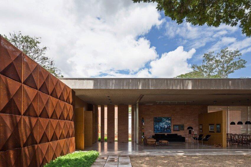 Casa BML Atria Arquitetos 8
