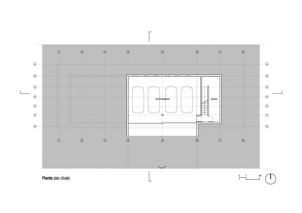 Casa Bertolini Studio Paralelo Plantas