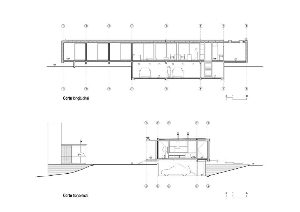 Casa Bertolini Studio Paralelo Cortes