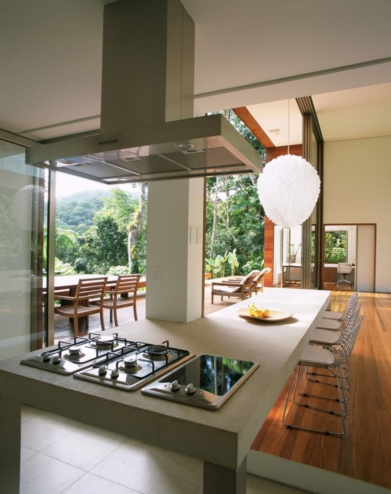 Plantas de casas modernas arquidicas for Fotos de casas modernas brasileiras