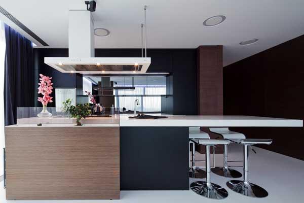 cozinhas americanas