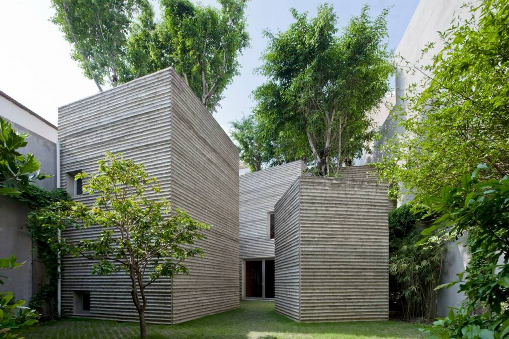 Von Trong Nguia - House for Trees