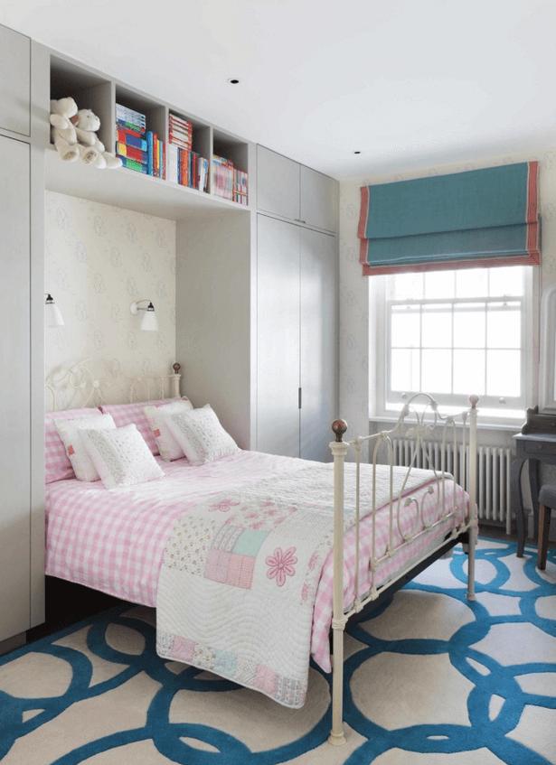 quartos planejados femininos