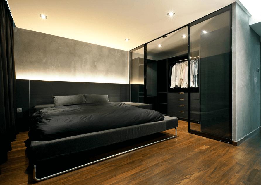quartos planejados masculinos