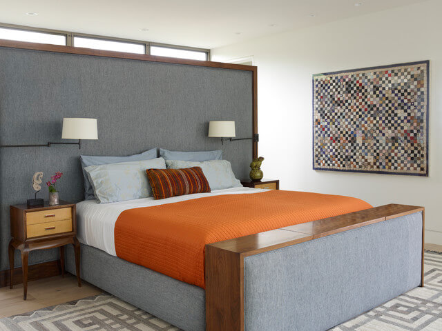 quartos planejados modernos