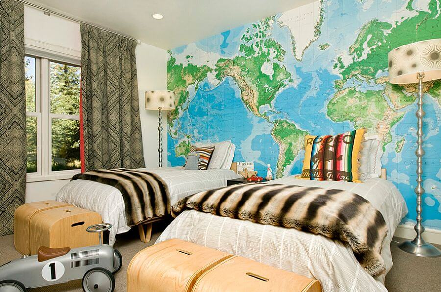 quartos planejados para meninos