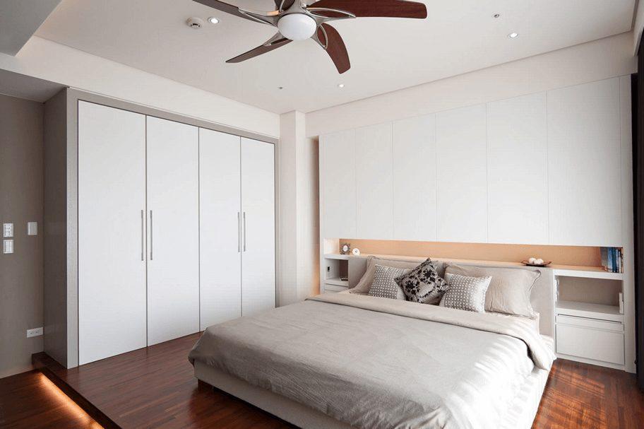 quarto para casal planejado
