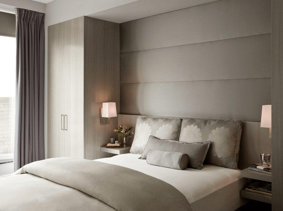 quartos de casal planejados e decorados