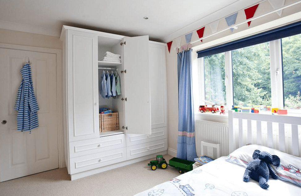quartos para casal planejados