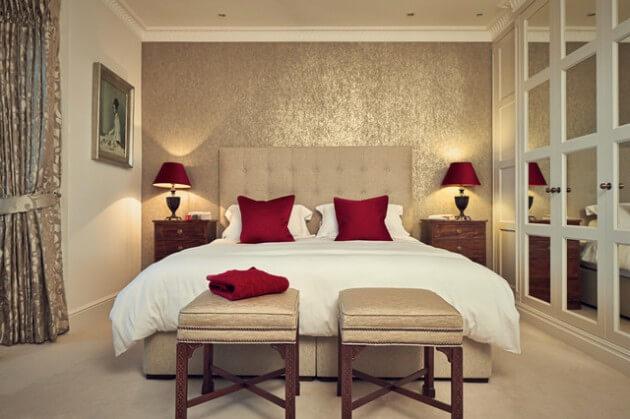61 ideias para quartos planejados arquidicas for Different bedroom decorating ideas