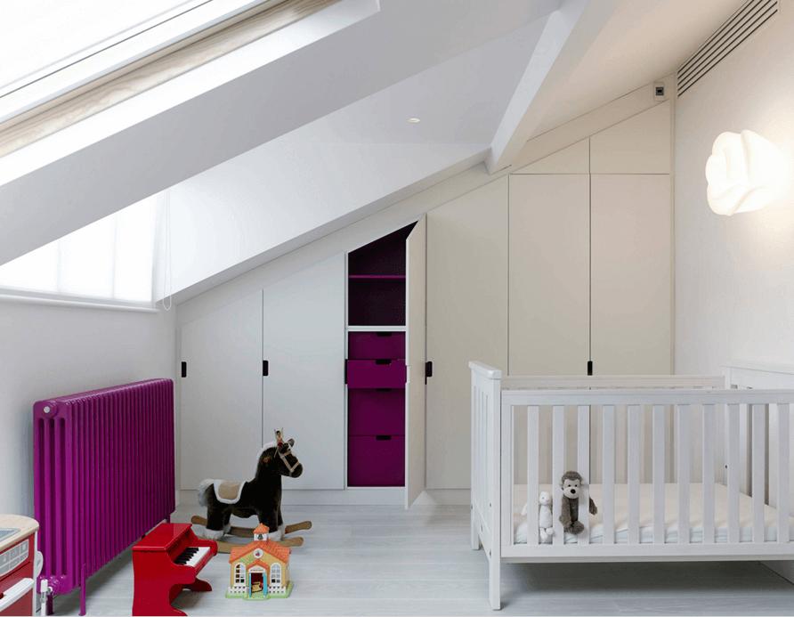 quartos planejados de bebe