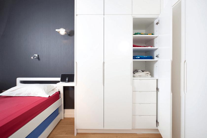 quartos planejados de solteiro
