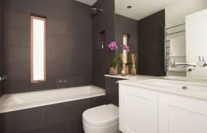 decor de banheiro pequeno com banheira