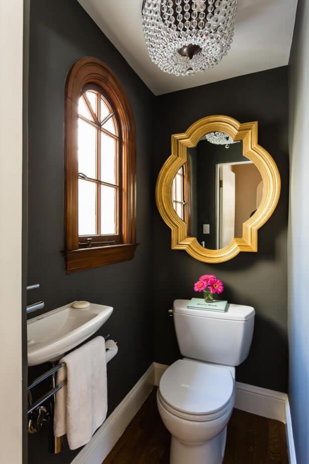 lavabos pequenos decoração