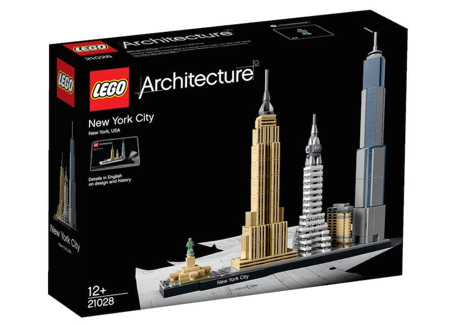 Lego Arquitetura