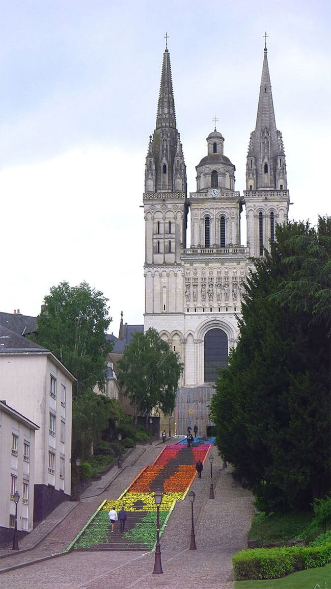 Catedral Montee St-Maurice