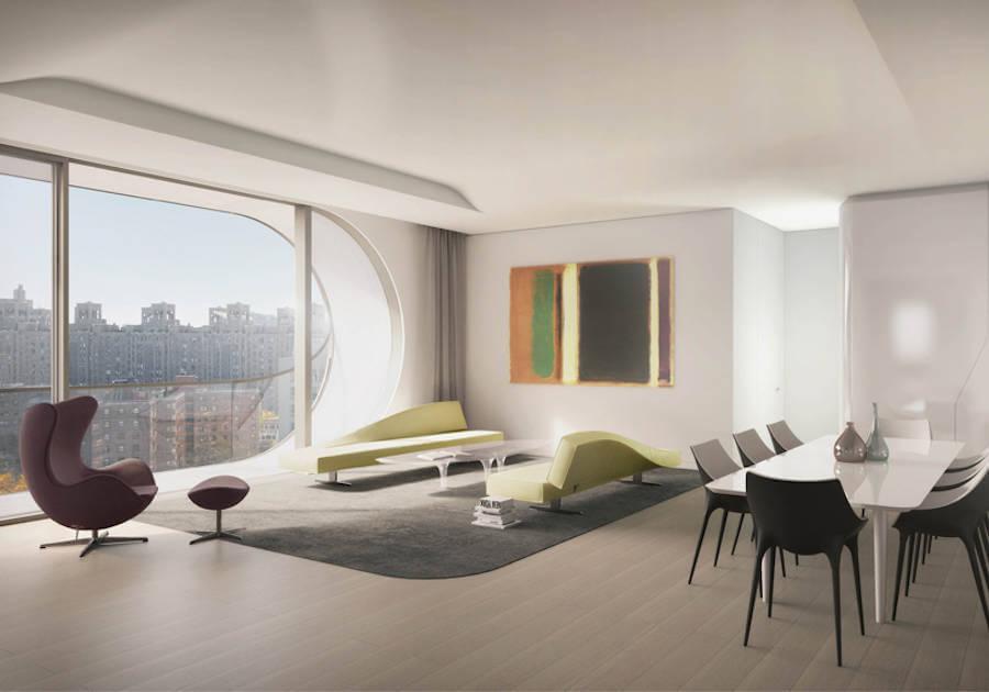 O Espetacular Edif 237 Cio Em Manhattan Por Zaha Hadid
