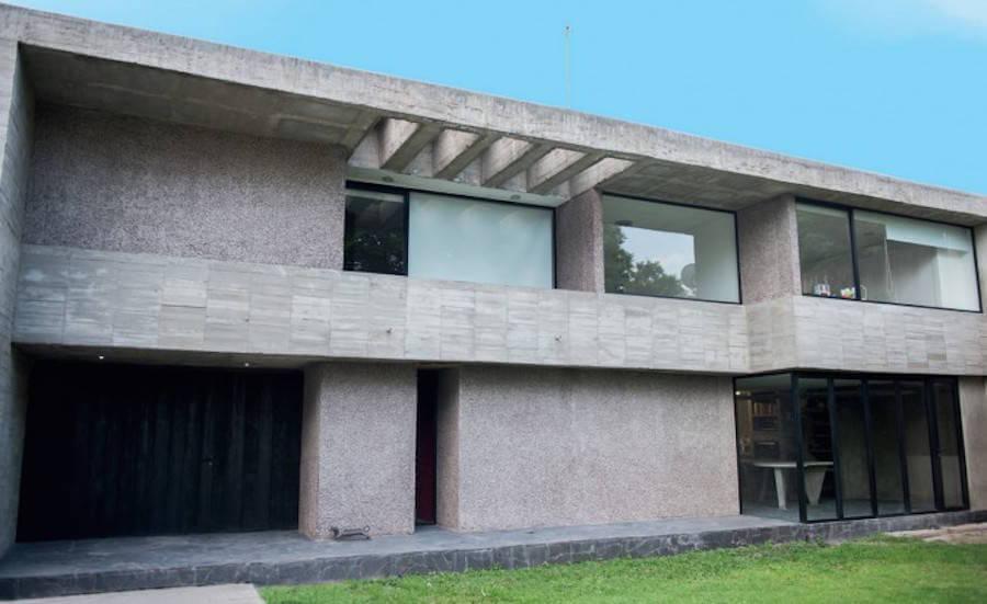 A sublime casa de um casal no m xico arquidicas for Casas de cemento