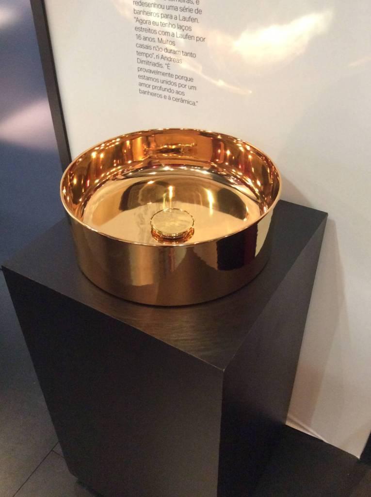 cuba dourada