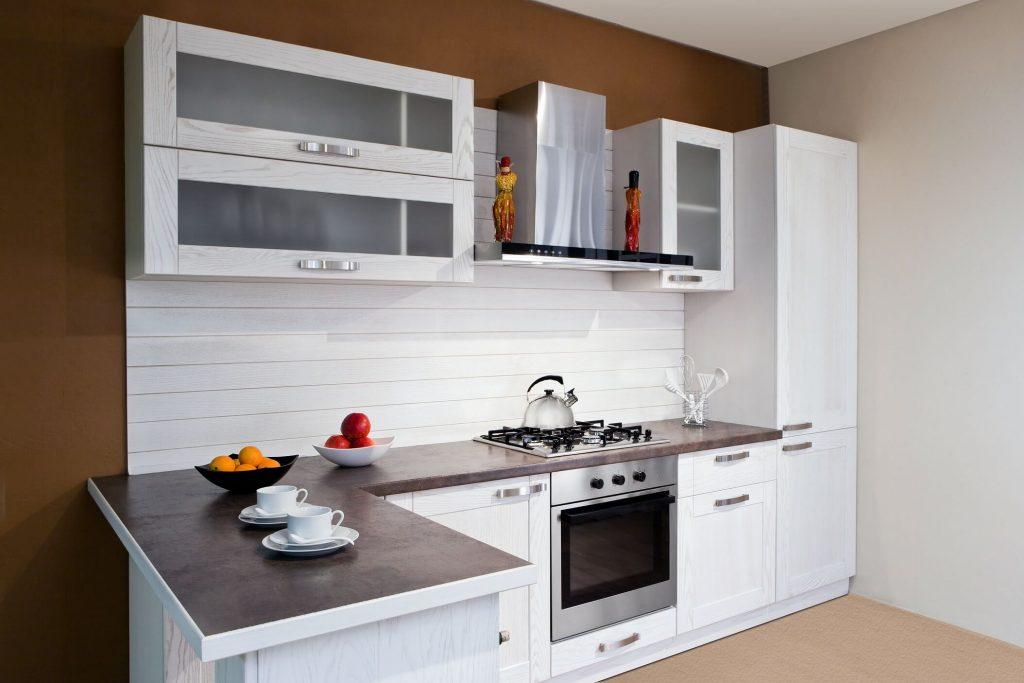 7 dicas para ter uma cozinha americana simples e econ mica for Cocinas lineales de cuatro metros