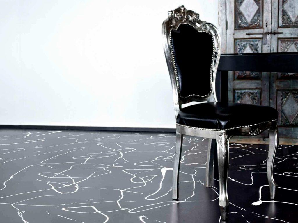 piso de resina epoxi