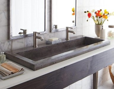 banheiros modernos 2017