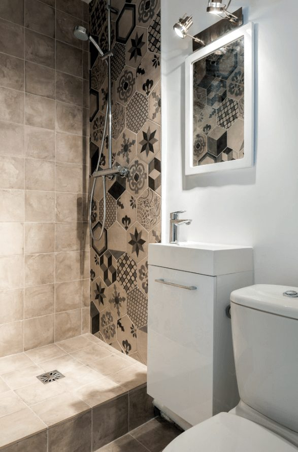 banheiros modernos e baratos
