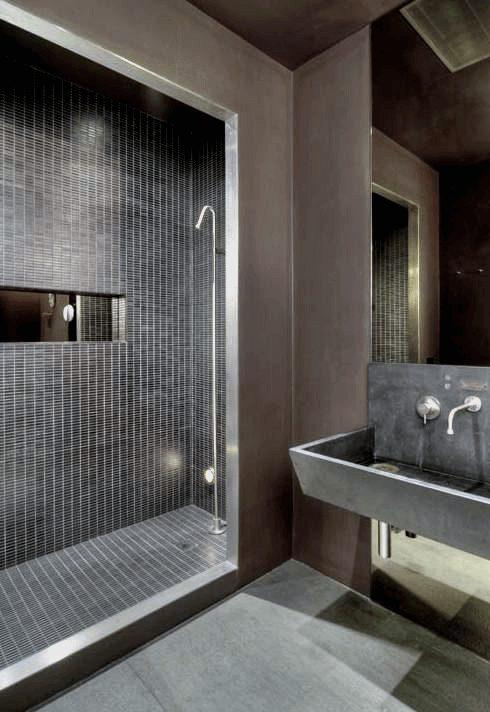 banheiros modernos e sofisticados