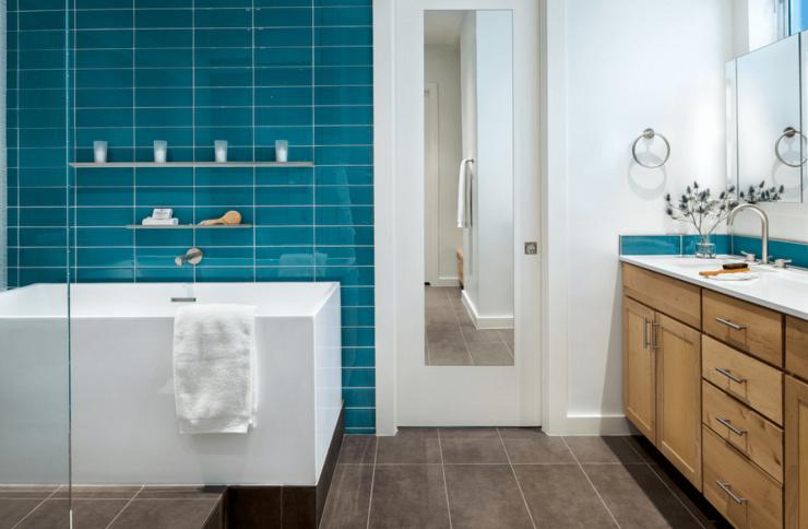 azulejos para banheiros modernos