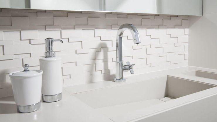 ideias de banheiros modernos