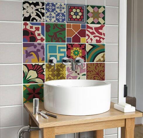 fotos de banheiros pequenos e modernos