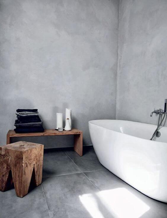 pisos banheiros modernos