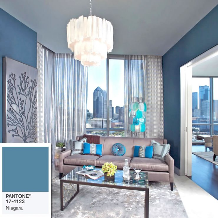 cores de paredes azuis