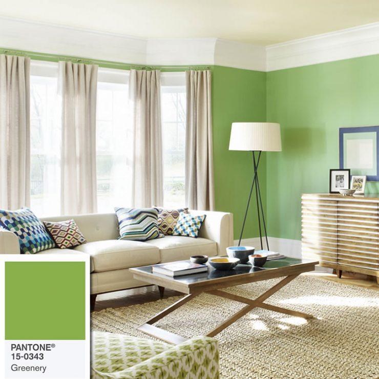 cores de paredes energizantes