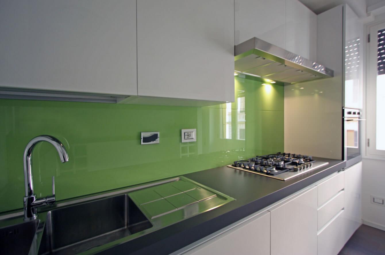 Cores de paredes tend ncias de 2017 arquidicas - Cucina verde acido ...
