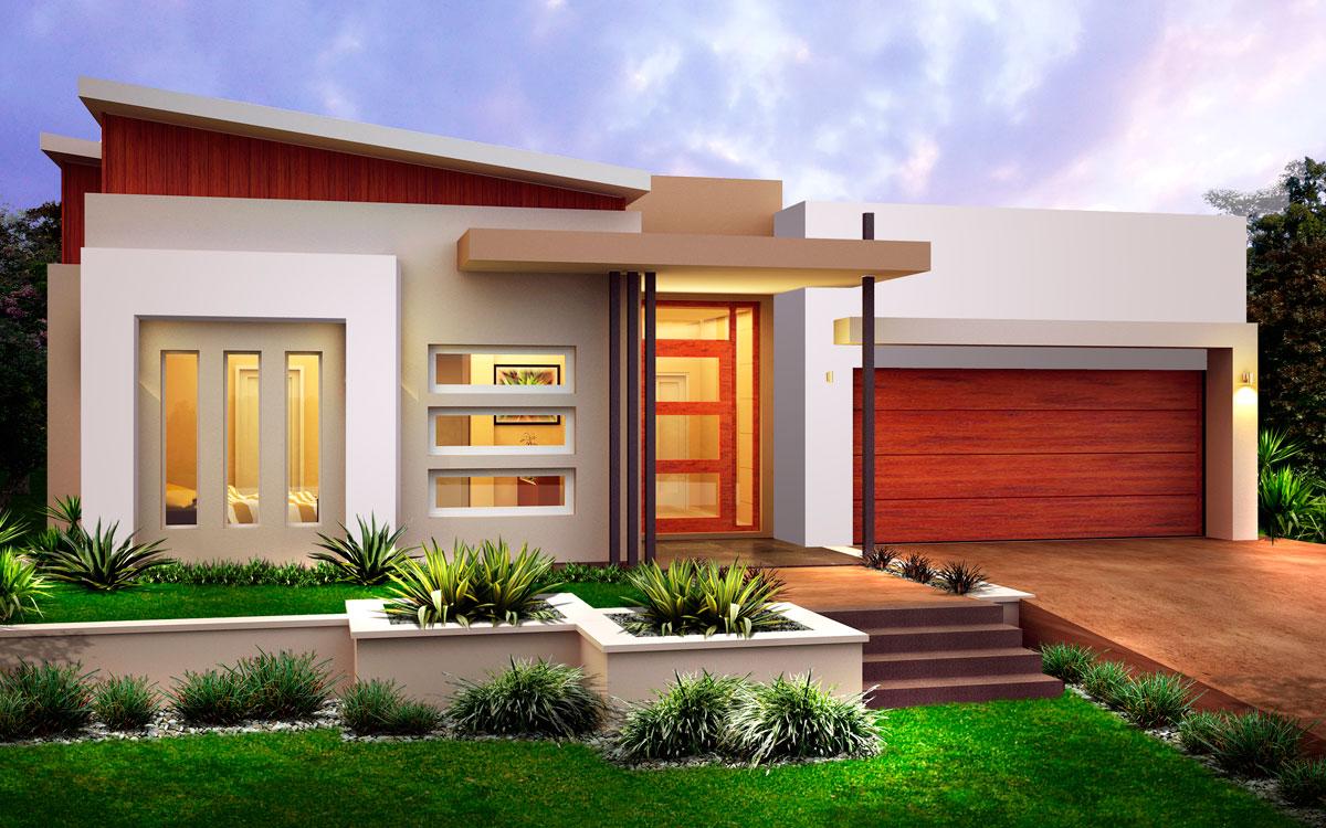 Home Front Elevation Designs Single Floor : Cores de paredes tendências arquidicas