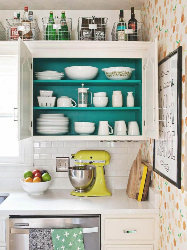 decor simples de cozinha