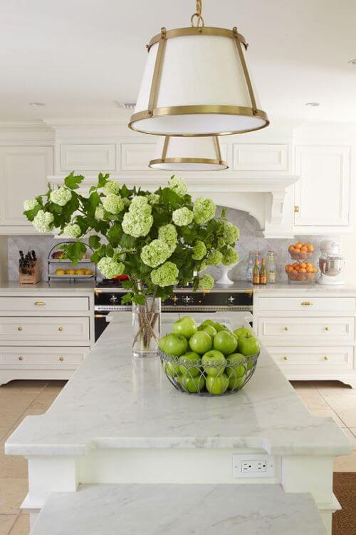 decorar com frutas a cozinha