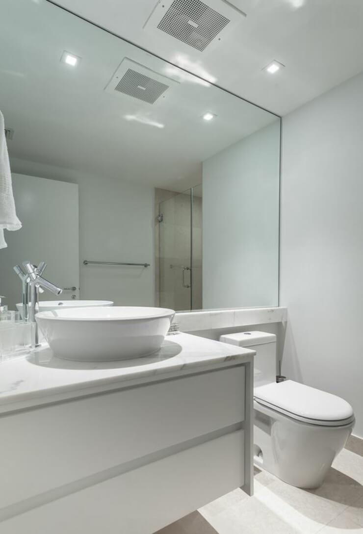 espelho para banheiro pequeno